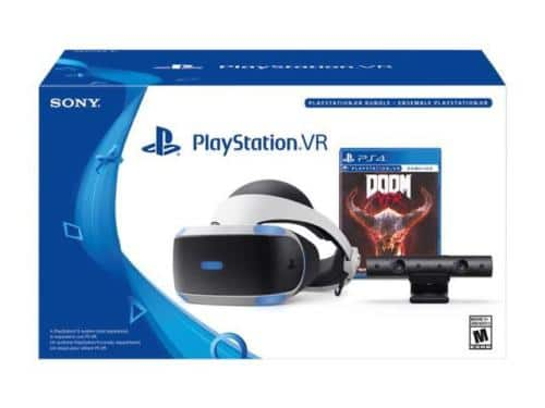 Sony PlayStation VR - Doom VFR Bundle $250