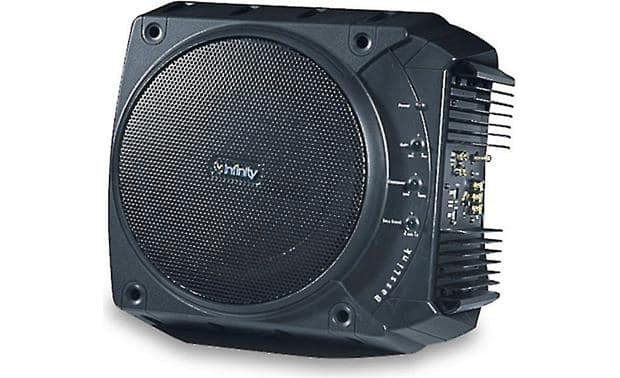 Infinity Basslink-Z Dual 10in 200w Car Subwoofer (recertified) $99 + FS
