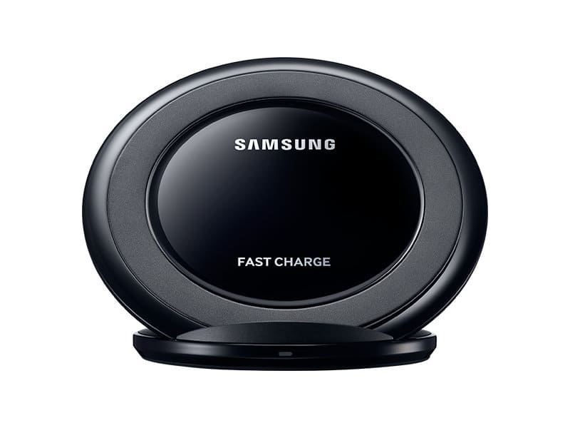 Samsung Fast Charge Wireless Charging Stand Black $24.95 Samsung.com or $23