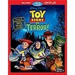 Toy Story of Terror Blu-ray - $9.99