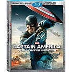 Captain America: The Winter Soldier 3D Blu-Ray Combo Pack - $19.99