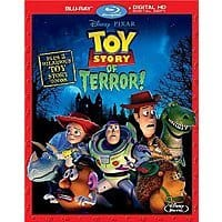 Amazon Deal: Toy Story of Terror Blu-ray - $9.99