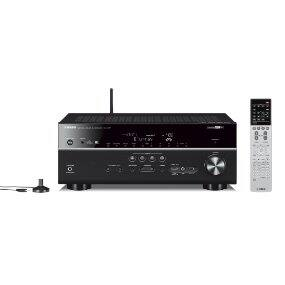 Yamaha RX-V677 7.2-channel Wi-Fi Network AV Receiver with AirPlay $299.95 Shipped @ Amazon