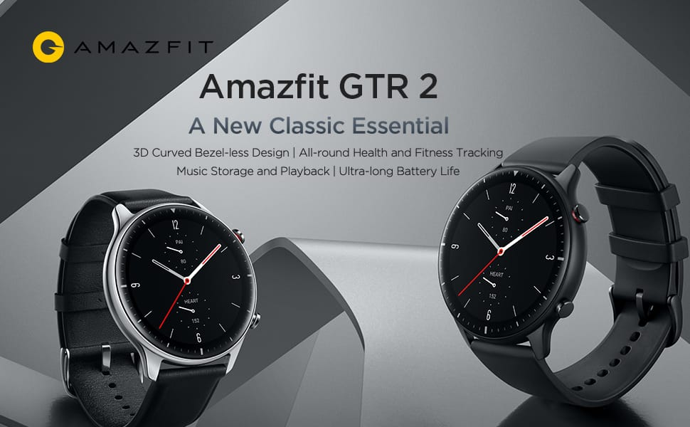 Amazfit GTR2 Sport $126, Classic  $140, Prime Members Only $125.99