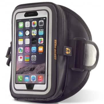 Gear Beast GearWallet Sports Armband for iPhone 6 & 7 (works with Otterbox Type Cases) - $3.79