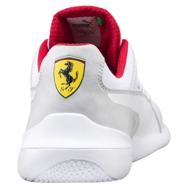 Ferrari Evo Cat Men's Trainers (white, Red or Black) for $42 @ Puma