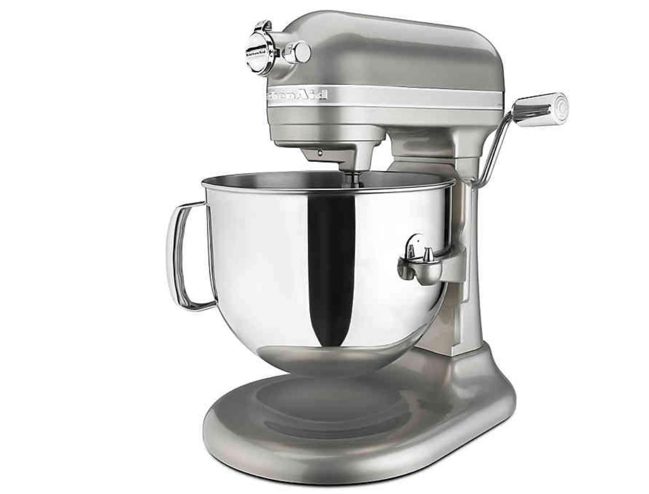 KitchenAid Pro Line 7 qt. Bowl-Lift Stand Mixer (Black, Red, or Silver) New $383.99