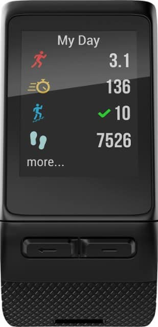 Garmin Vivoactive HR GPS Smartwatch w/ Wrist Based Heart Rate $105