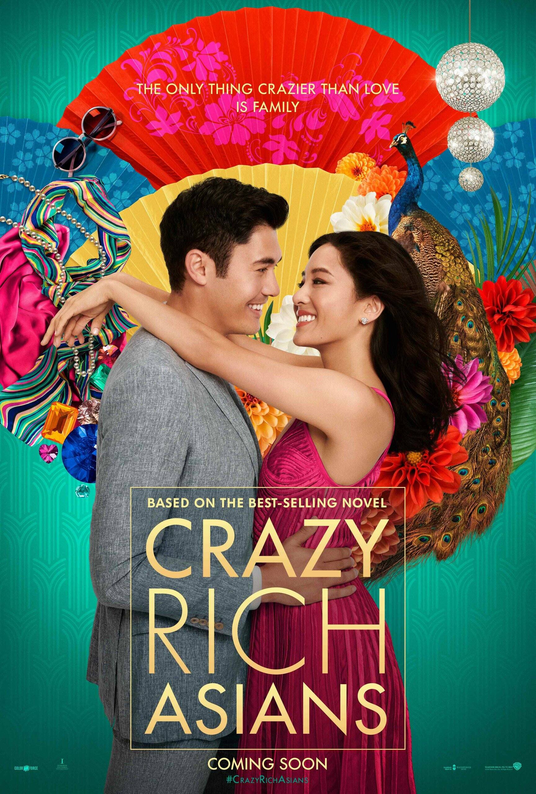 AMC Stubs: See CRAZY RICH ASIANS and Earn Double Points, 8/15 - 8/19!