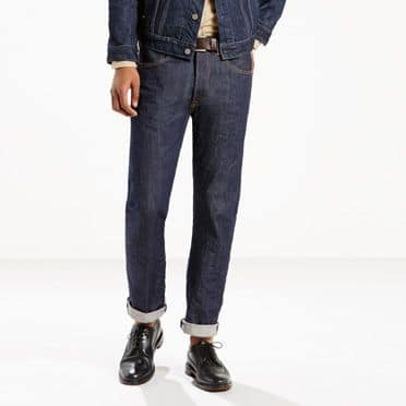 Levis 501 Made in USA STF Selvedge Jeans $45 + shipping with code 50EXTRA - Only 34 length available, free shipping on orders over $100