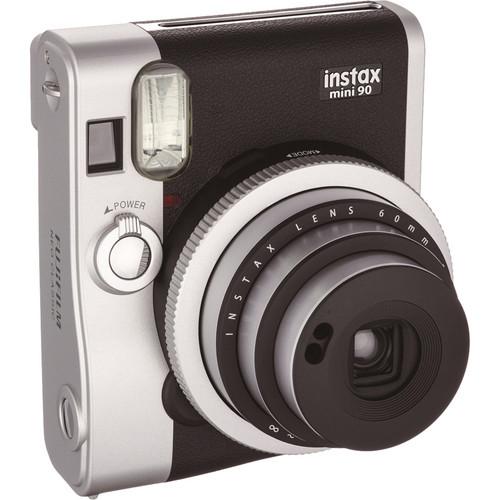 Fujifilm INSTAX Mini 90 Neo Classic Instant Camera - Free shipping $99 (Reg. $179)
