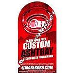 Free Marlboro Custom Ashtray - 1st 20,000 Every Monday at 6am EST thru 9/28/15 Void In MI, MA, VA