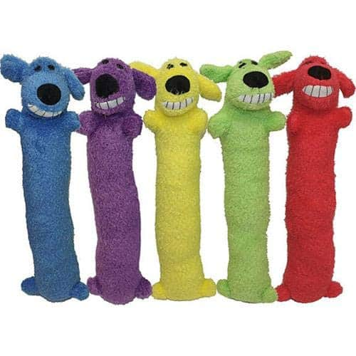 "12"" Multipet Loofa Dog Plush Dog Toy (Colors May Vary) Add-On $1.99"