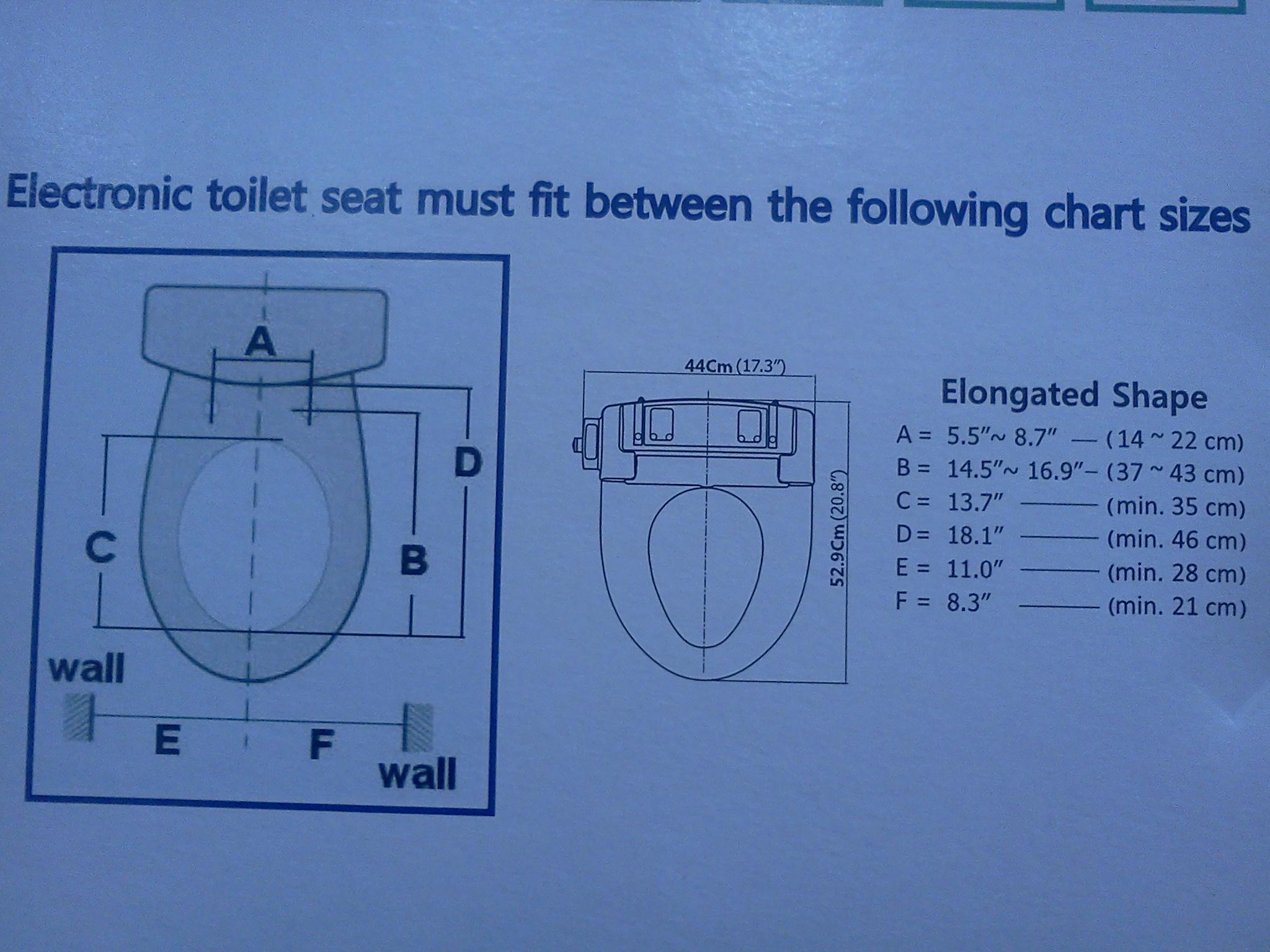 Amdm Intelliseat Bidet Toilet Seat 149 99 At Costco Updated With