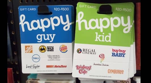 Kroger and affiliates: $50 Happy Gift Cards for $40 with ... Happy Gift Card Home Depot