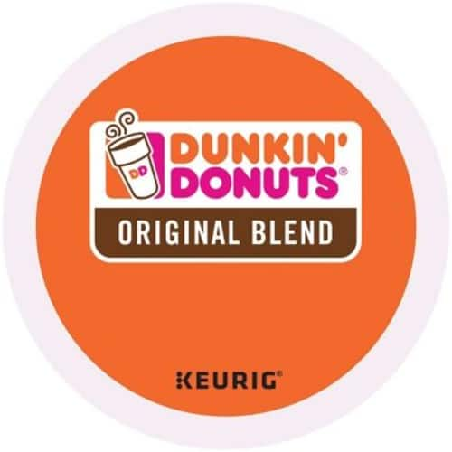 Dunkin' donuts 192 k cups for $66.98 .35 per cup