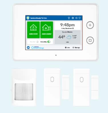 Samsung SmartThings ADT Home Security Starter Kit Flash Sale $299 @ SmartThings.com