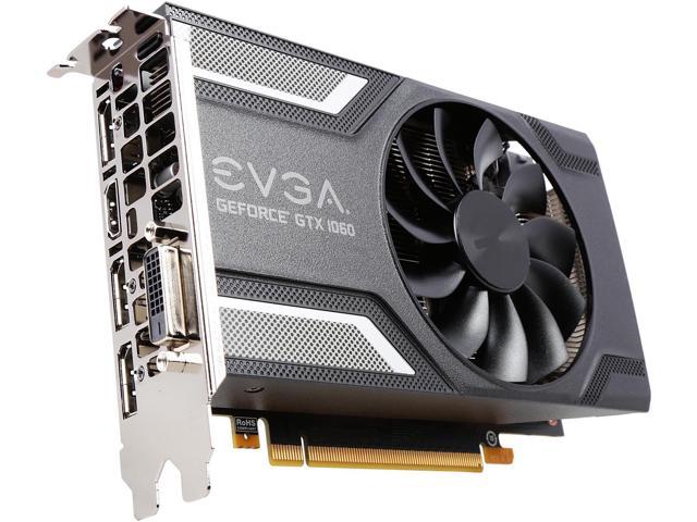 EVGA GeForce GTX 1060 SC 6GB - $229.00 - MicrosoftStore.com