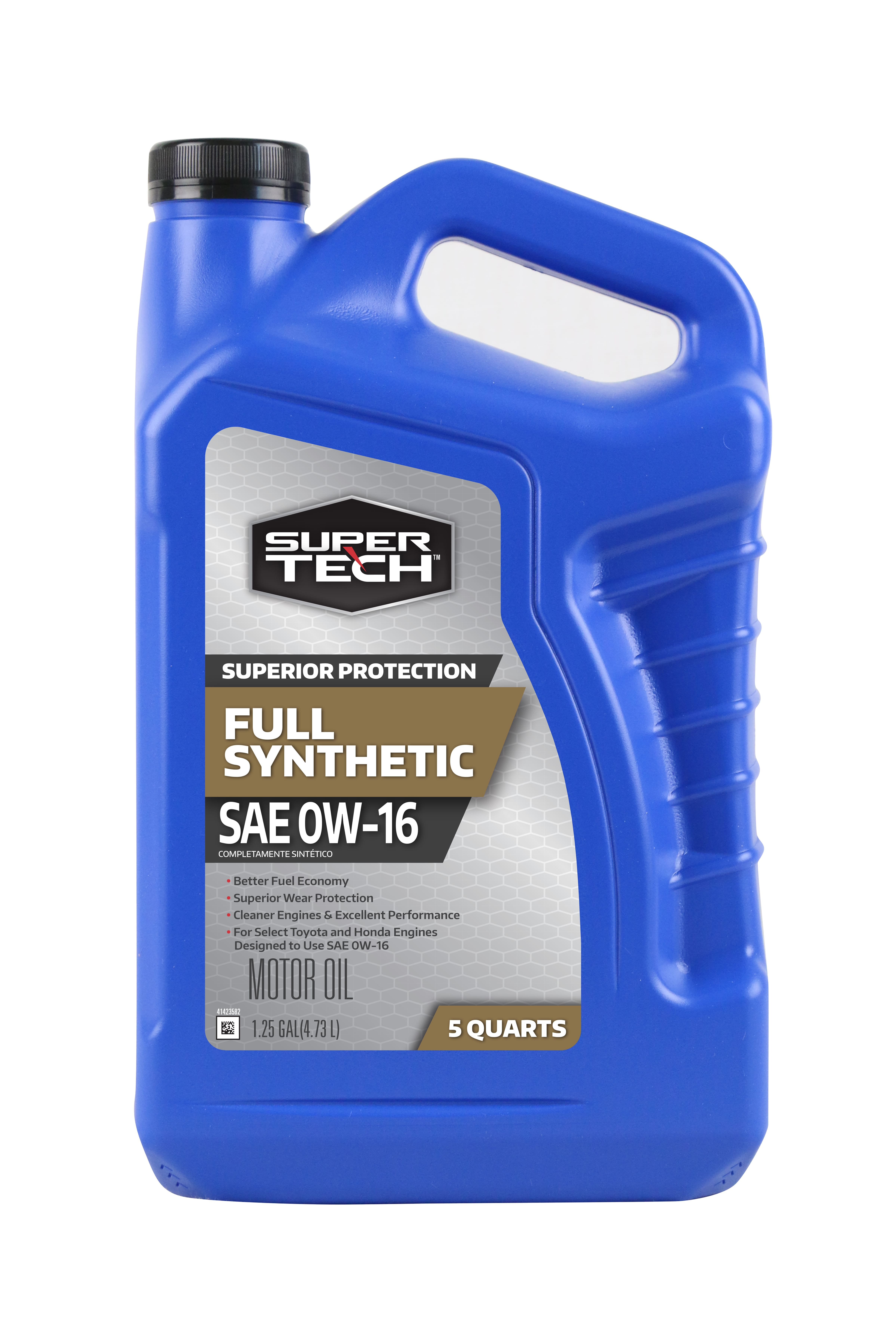 Super Tech full synthetic 0w16 5qt $7 in store only YMMV