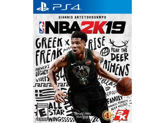 NBA 2K19 - PlayStation 4 $29.99 AC