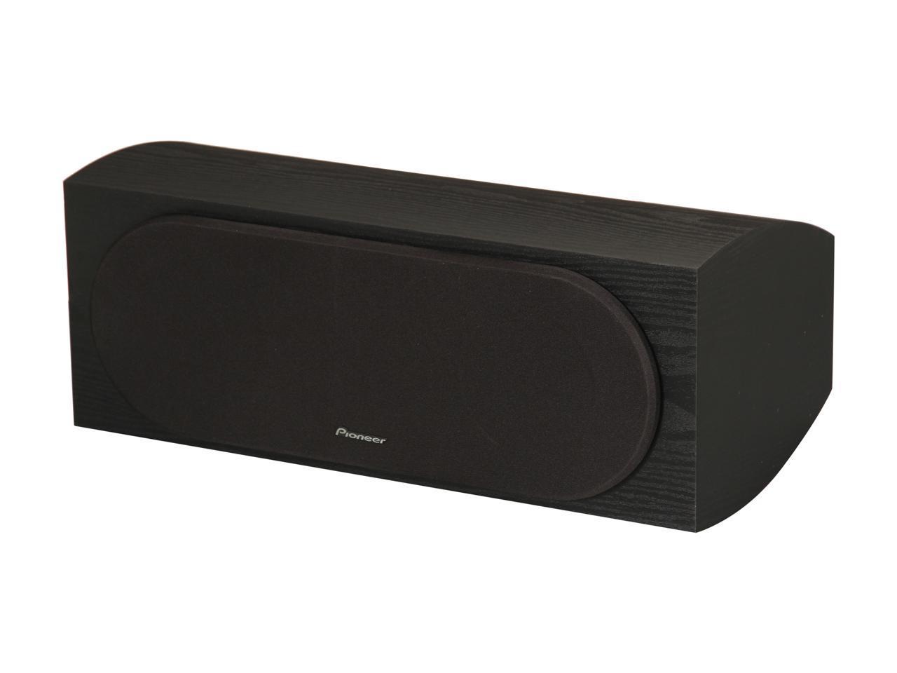 Pioneer Andrew Jones SP-BS22-LR Bookshelf Speakers $99 + $30 GC, Center Channel SP-C22 $79 + $20 GC, Floor Standing SP-FS52 $99 + $20 GC