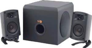 Klipsch ProMedia 2.1 THX Certified Computer Speaker System $109.99 & FREE Shipping