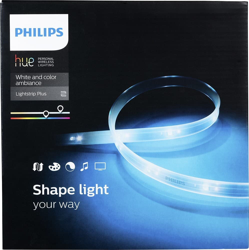Philips hue Lightstrip Plus 6.6'- $69.99 in store only @ BEST BUY YMMV