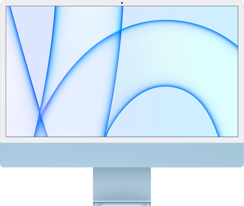 "Costco - $1649.99 - New iMac 24"" with Retina 4.5K Display - Apple M1 Chip 8-Core CPU, 8-Core GPU - 8GB Memory - 512GB SSD"