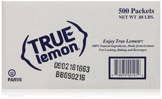 True lemon 500 pack - $15.13 ***AMAZON PRIME PANTRY***