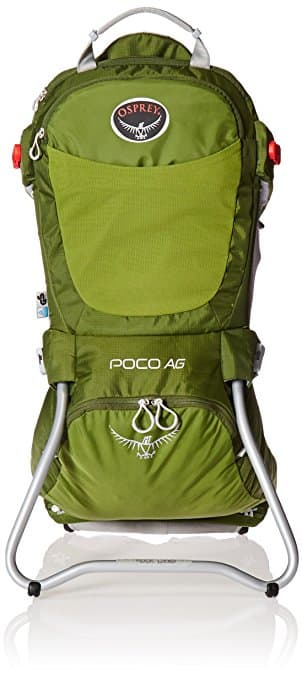 cbbf07a497e Osprey Packs Poco AG Child Carrier (Ivy Green) - Slickdeals.net
