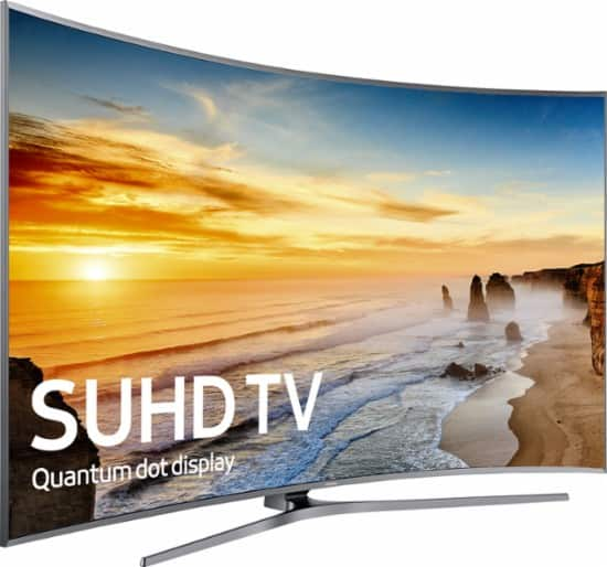 "Samsung - 88"" Class (88"" Diag.) - Curved - 2160p - Smart - 4K Ultra HD TV with High Dynamic Range $15999.99"