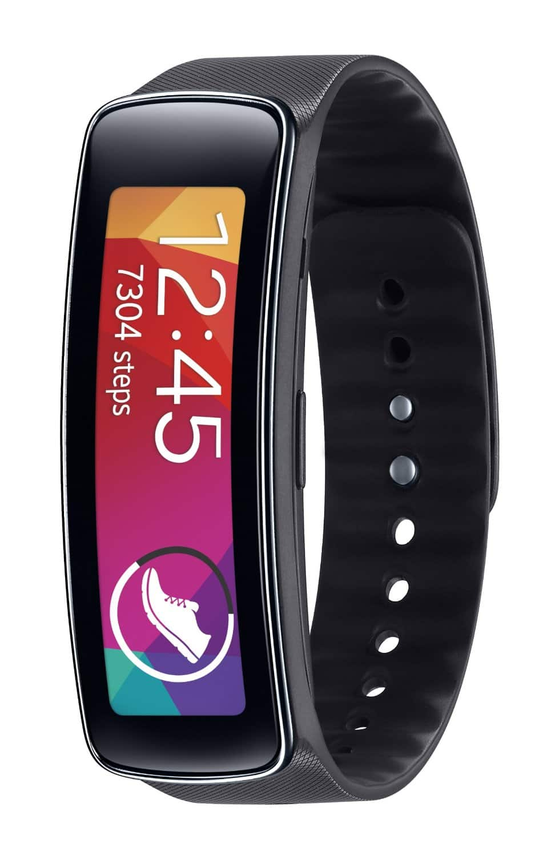 Samsung SM-R350 Black Galaxy Gear Fit Activity Tracker HR Monitor. Openbox $38 + FREE Shipping