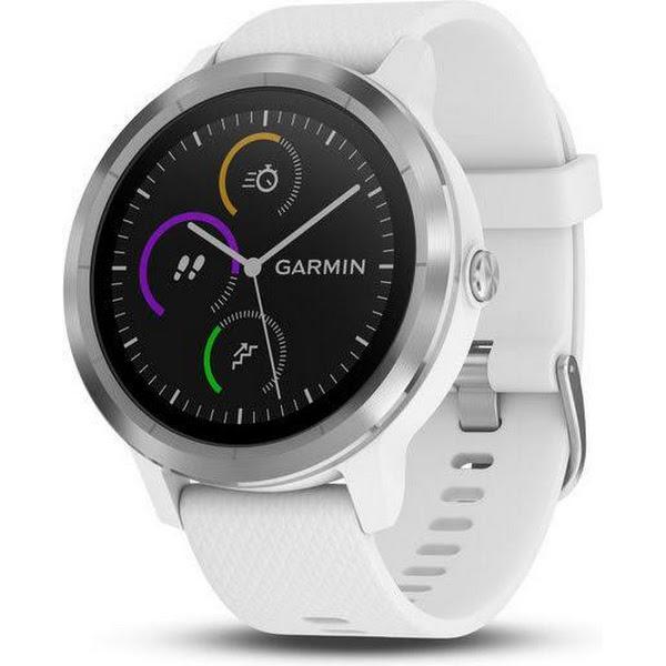 Garmin Vivoactive 3 GPS Sports Fitness Tracker Smartwatch Black Or White $175 + Free shipping