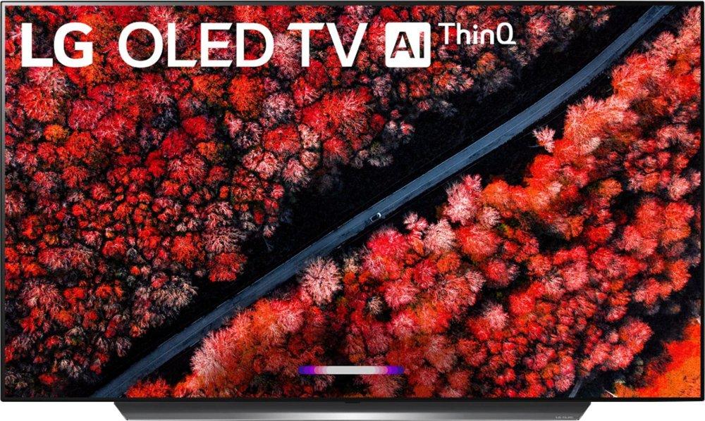 "LG C9 65"" Class 4K Smart OLED TV w/ AI ThinQ® (OLED65C9AUA) Refurbished or Open Box Woot $1299"