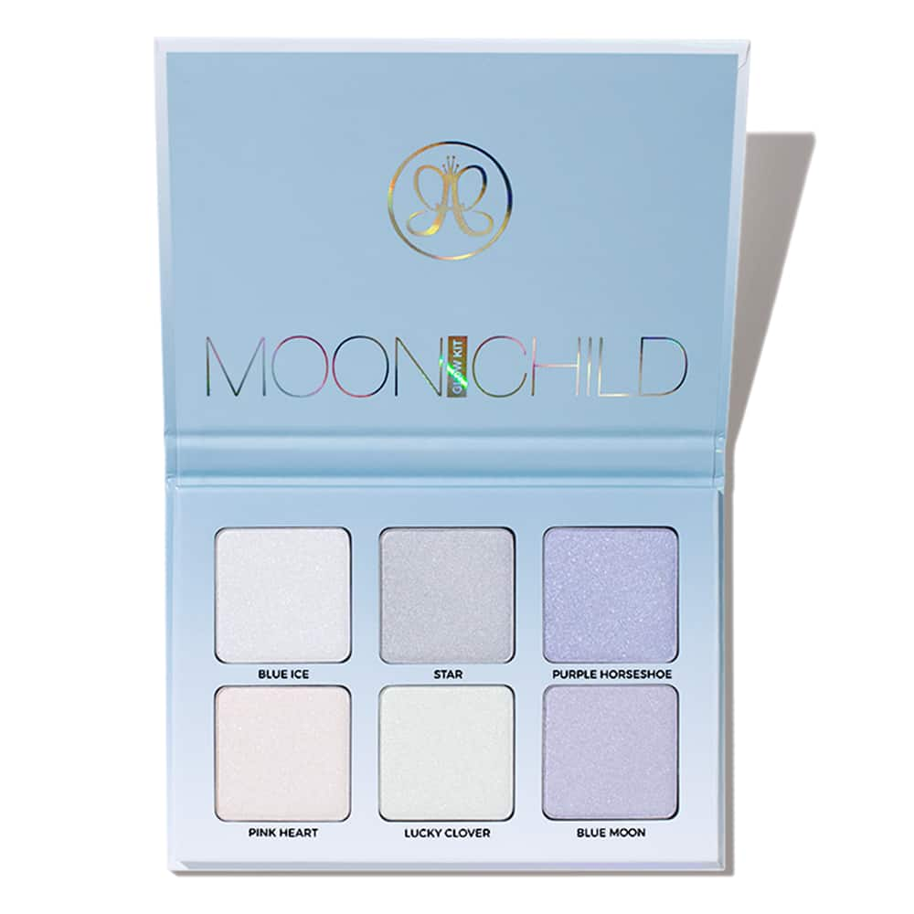 $190 Worth of Beauty Products for ONLY $10!!! Anastasia Beverly Hills Moonchild Glow Kit and Liquid Lipstick, Ouai Hair Spray, & more @ Allure December Beauty Box