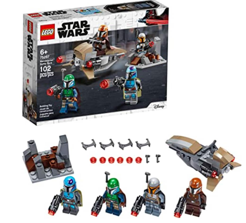 LEGO Star Wars Mandalorian Battle Pack $11.99