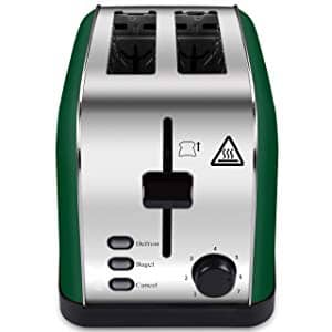 Toaster 2 Slice with Wide Slot for Bagels $19.59