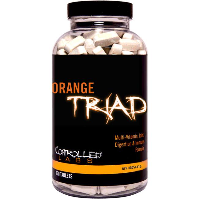 2x bottles of Orange Triad ($25.37 each--270 count) at AllStarHealth