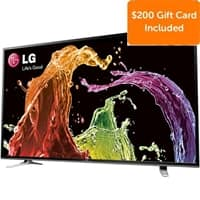 "Dell Home & Office Deal: 65"" LG LED TV 65LB5200 HDTV + $200 Dell eGift Card $999 + Free Shipping"
