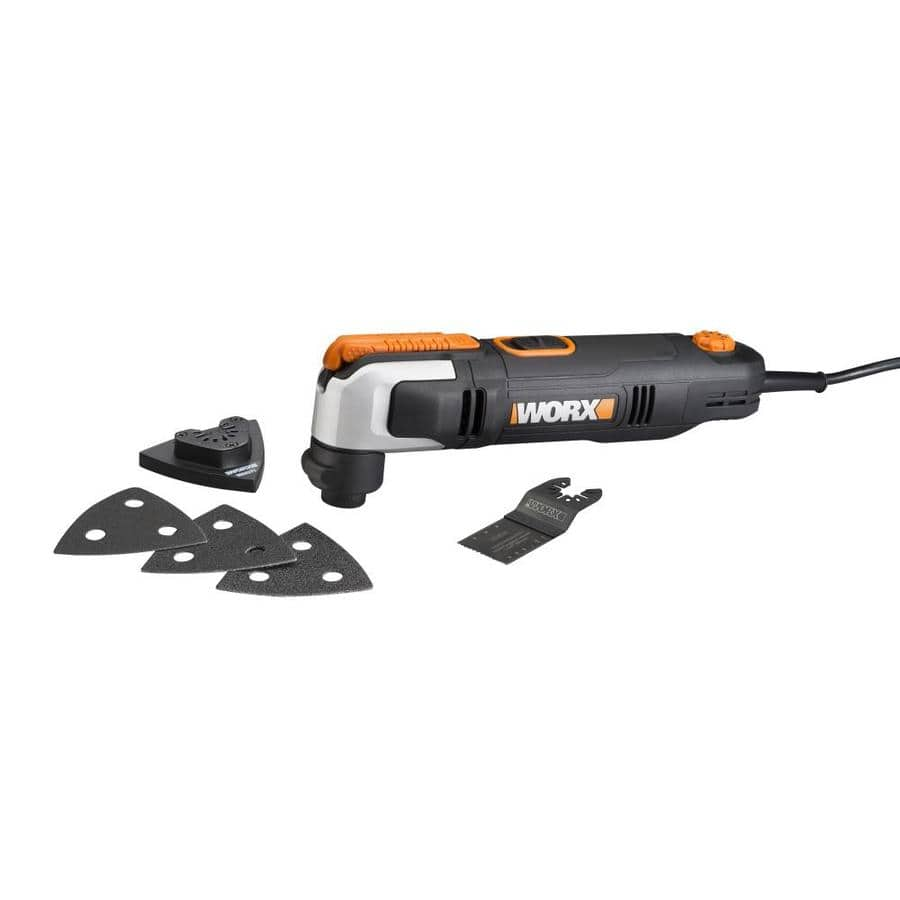 WORX 6-Piece Corded 2.5-Amp Oscillating Multi-Tool Kit  .....   $ 39.99  ..... YMMV
