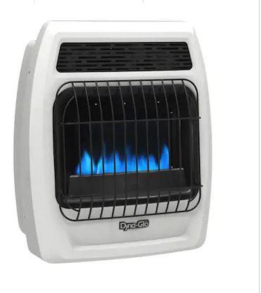 Heater by Dyna-Glo 10000-BTU    ..... YMMV ....  $79.5