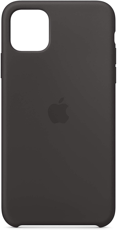 $32 Apple Silicone Case Black (iPhone 11 Pro Max)