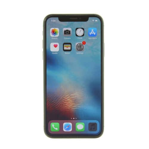 Apple iPhone X a1901 256GB AT&T T-Mobile GSM Unlocked -Good $414.99