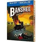 Banshee: Season 1 or Season 2 BD [Blu-ray] + digital for $13.99 EACH at Amazon