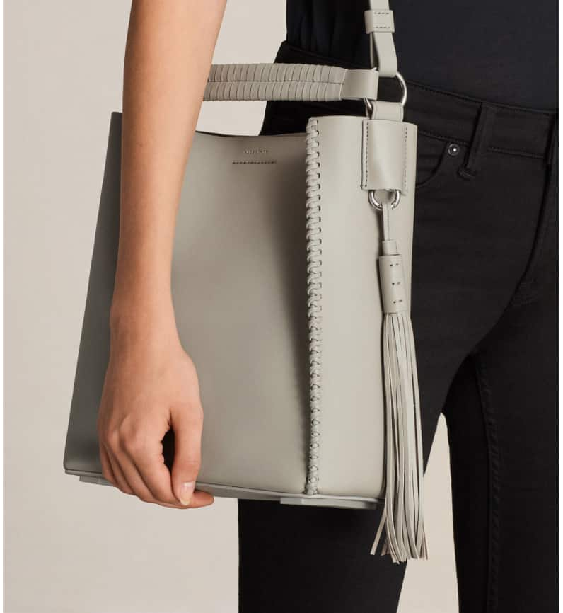 AllSaints - Up to 75% off Sitewide, Handbags from $40