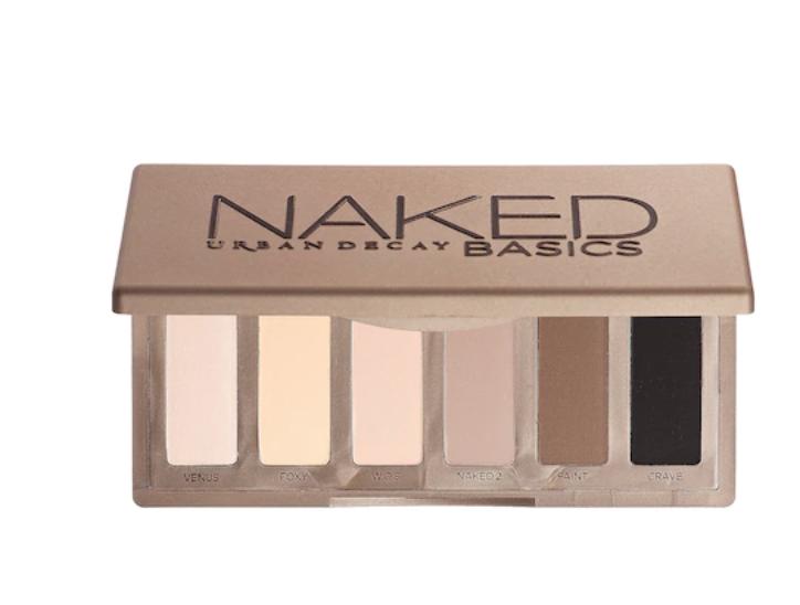 Sephora: Urban Decay Naked Eyeshadow Palette Now $19
