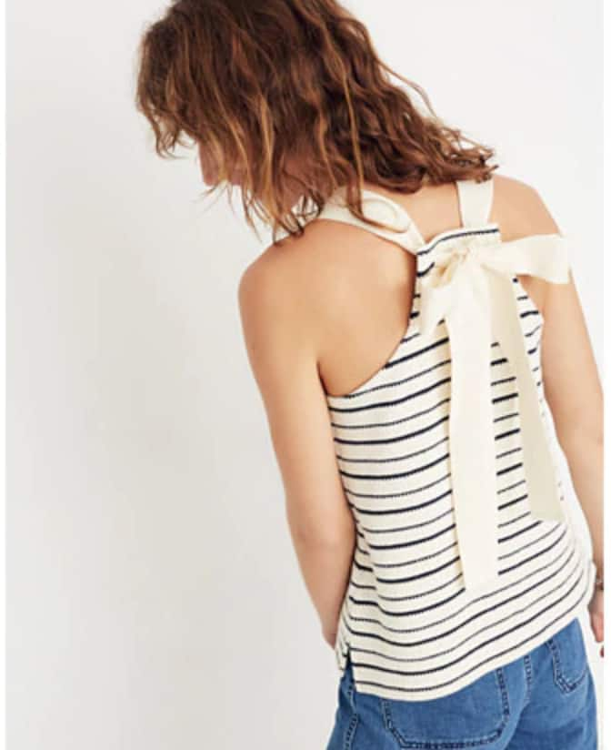 Madewell: Extra 20% Off Summer Styles From $10 + Free Shipping