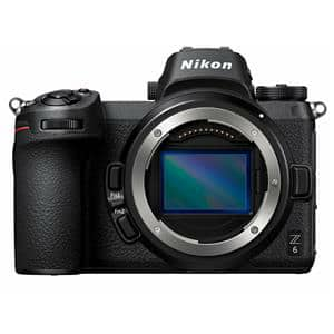 Nikon Z6 Body - Refurbished by Nikon $1199