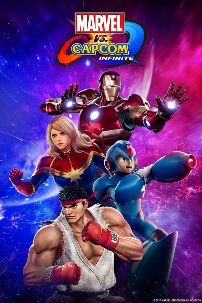 Marvel vs. Capcom Infinite (PC-Steam) $13.39 Works in Europe, Middle East, Africa, Australia & New Zealand