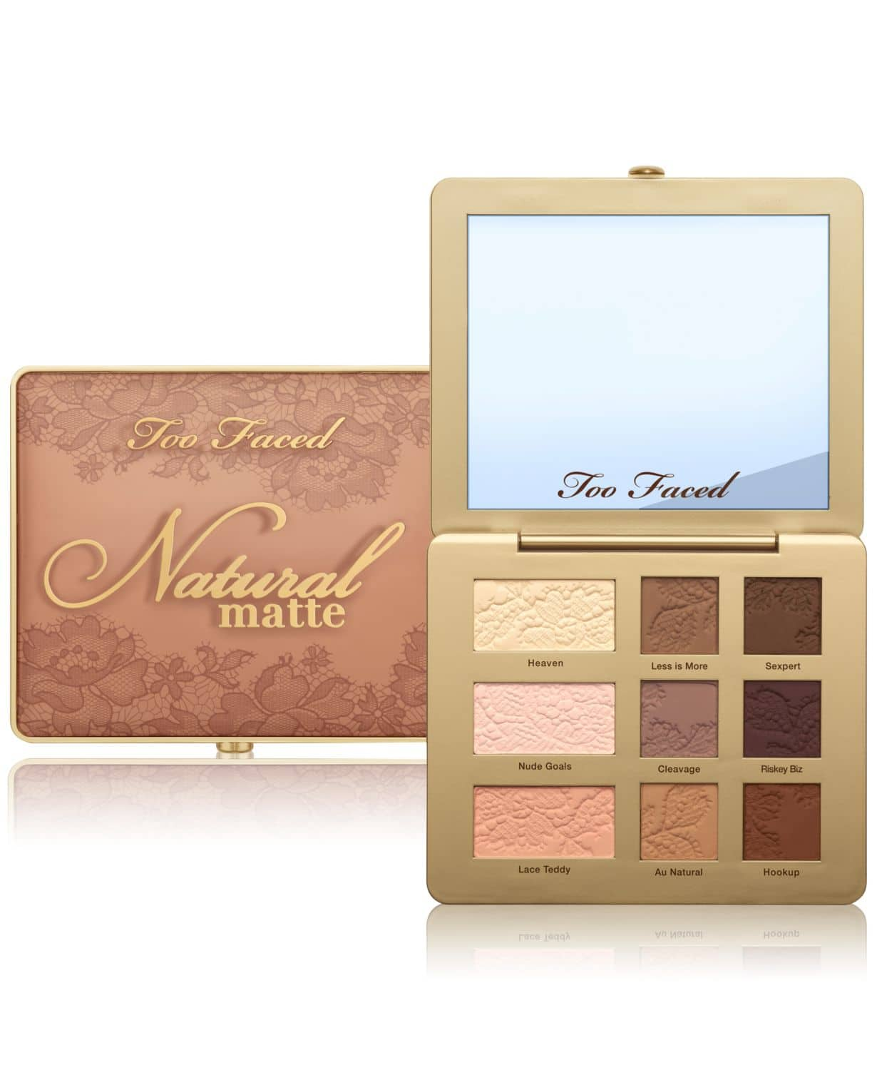 Too Faced Natural Eye Shadow Palette $19 @ Macys.com + FS Today Only 6/16/19